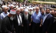 وهاب: نقف مع المقاومة وشريكها الجيش في التحرير وحماية لبنان