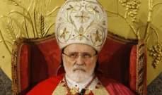 المجلس الأرثوذكسي وبلدية ريفون يستنكران التعرض لصفير