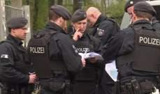 الشرطة الألمانية تعتقل 11 شخصا بعد حرق العلم الإسرائيلي