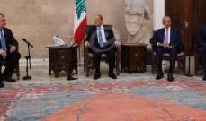 NBN: الموفد الروسي أعاد الكرة لملعب لبنان لجهة ضرورة التنسيق مع الحكومة السورية