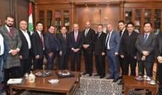 بري التقى رئيس مجلس النواب الفيليبيني السابق وابرق الى السيسي معزيا