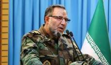 قائد سلاح البر الإيراني: الإجراء الأميركي ضد الحرس الثوري انتحار