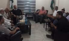 """شناعة:""""حماس"""" ستبذل كل ما بوسعها للحفاظ على الإستقرار الأمني في المخيمات"""