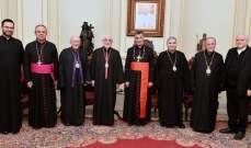 غبرويان: المسيحيون المنتشرون في دول الشرق يهمهم بقاء المسيحيين في لبنان
