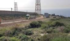 مصادر أمنية للمستقبل: جيش اسرائيلقام حتى الساعة بتركيب 15 بلوك إسمنتي