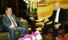 مطرجي عن سلام: الحريري لم يقصر يومابتقديم التسهيلات من اجل التشكيل