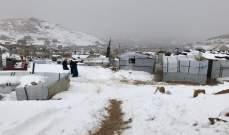 باسل الحجيري: البلدية عملت على فتح الطرقات داخل البلدة والى مخيمات النزوح