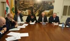 زعيتر بعد اجتماع تكتل نواب بعلبك الهرمل: لجعل محاربة الفساد أولوية كمقاومه اسرائيل