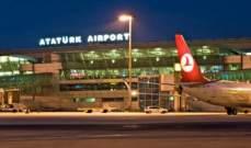 الأناضول: هبوط إضطراري لطائرة ركاب عمانية بمطار أتاتورك