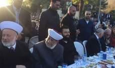 أحمد الحريري: علينا ان نعزز ثقتنا بخيارات سعد الحريري