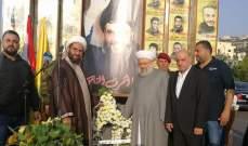 حزب الله أحيا عيد المقاومة والتحرير بإحتفال في الغازية