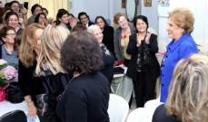 """اللبنانية الاولى احتفلت بعيد الام في  مركز """"جمعية اصدقاء مطاعم المحبة"""""""