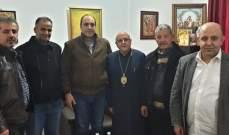 درويش التقى رئيس بلدية سعدنايل: لتمتين العلاقات على كل الصعد بين زحلة وجيرانها