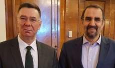 مسؤول روسي: لإيجاد الهيكليات اللازمة لتطوير التعاون الاقتصادي مع إيران