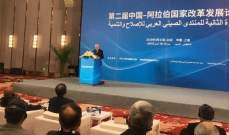 سليمان: لبنان بوابة العالم العربي ومنصة لوجستية طبيعية لإعمار سوريا