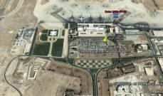 المرصد السوري: صاروخان اسرائيليان استهدفا مستودعات أسلحة لحزب الله قرب مطار دمشق