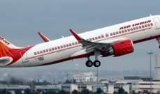شركة طيران هندية: السعودية سمحت لنا باجتياز اجواءها برحلاتتا لاسرائيل