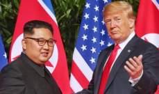 """أ.ف.ب: ترامب يؤكد أن علاقته مع كيم جونغ أون """"لا تزال جيدة"""""""
