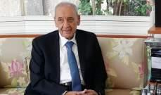 بري: ﻻ قيمة ﻷي مقعد نيابي اذا ما خسر اللبنانيون نعمة وحدتهم