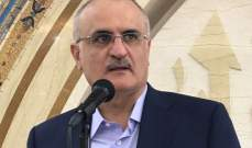 علي حسن خليل: التحالف بين حركة أمل وحزب الله لحماية لبنان