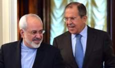 لافروف وظريف وأوغلو: انخفاض التوتر بسوريا يسمح بالانتقال لحل سياسي