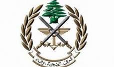 الجيش: توقيف مشارك بمحاولة اغتيال قيادي بـ