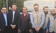 الشامسي: دعمنا للحكومة اللبنانية بخصوص النازحيين السوريين مستمر