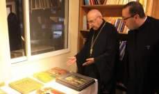 درويش: زيارة الراعي للسعودية فاتحة لعودة الكنيسة الى البلاد العربية