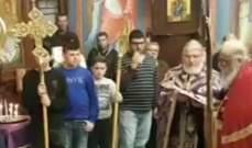 قداديس وصلوات في كنائس الكورة واديرتها احياء لذكرى آلام السيد المسيح