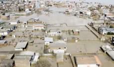 الهلال الأحمر السعودي والإماراتي يقدمان مساعدات لإيران بعد السيول