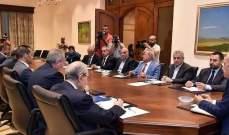 انور الخليل: كتلة التنمية والتحرير ترشح بري لرئاسة مجلس النواب