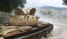 سبوتنيك: الجيش السوري صد هجوما انتحاريا أمس بريف اللاذقية الشمالي الشرقي