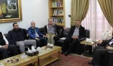 الناشف: تحرير الأسير يحيى سكاف من سجون اسرائيل هو في أولويات المقاومة