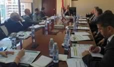 جريصاتي ترأس اجتماع المجلس الوطني للبيئة وعرض لخطة ادارة النفايات