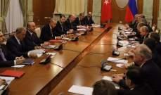 اردوغان: نرغب في التنسيق مع روسيا بشأن المنطقة الآمنة في سوريا
