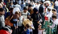 إرتفاع عدد طلبات اللجوء المقدمة إلى ألمانيا في تموز بنسبة 14.7 بالمئة
