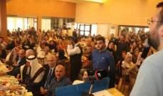 أحمد الحريري يحذر من إعطاء حزب الله فرصة الحصول على الثلث المعطل بالمجلس