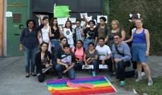 وقفة أمام سفارة البرازيل في سان سلفادور احتجاجا على مقتل ناشطة سوداء