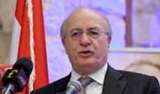 غطاس خوري: لضرورة التزام الحكومة المقبلة سياسة النأي بالنفس