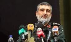مسؤول ايراني: لن نسمح بتعرض أمن الشعب الايراني للخطر