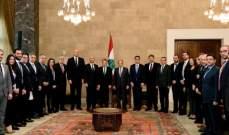 الرئيس عون: خطوط جوية ستفتح بين لبنان وعدة دول بهدف تسهيل عملية السفر