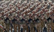 الجيش الإيراني يهدد بالتدخل لحماية حاملات النفط الإيرانية من أي تهديد