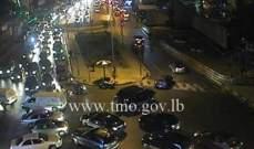التحكم المروري: حركة المرور خانقة من بشارة الخوري باتجاه وسط بيروت