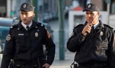 الشرطة المغربية فككت خلية إرهابية مكونة من 13 فردا ينشطون في مدن عدة