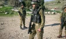 الجيش الإسرائيلي: إصابة جندي إسرائيلي بانفجار عبوة على حدود غزة