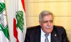 حركة النضال اللبناني العربي: خبر انسحاب الداود غير صحيح