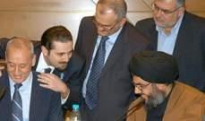 """""""المستقبل"""" و""""حزب الله"""" يخرقان النأي بالنفس؟!"""