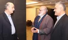 روجيه اده التقى جعجع: لبنان معني بالتحديات الإقليميّة التصاعديّة
