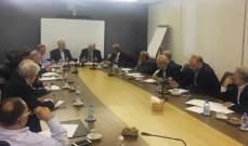 اجتماع صناعي للجان المناطق والقطاعات: الضرائب تشجع الاقتصاد غير الشرعي