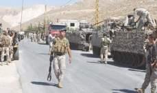 مصادرعسكرية للاخبار:  الطموحات الدولية بترتيب مهمات الجيش لن تحصل